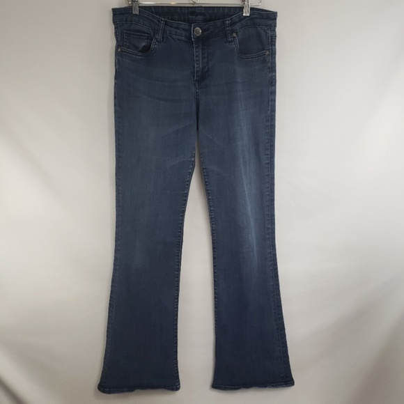 Kut from the Kloth Denim - Kut From The Kloth Medium Wash Flare Jeans